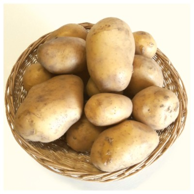 2 kg aardappelen