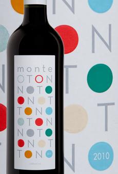 Monte Oton 2014  Rode wijn