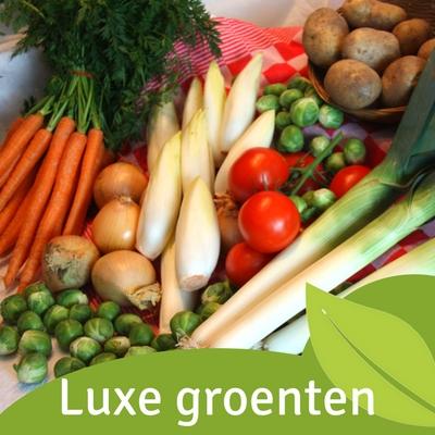 Luxe groenten