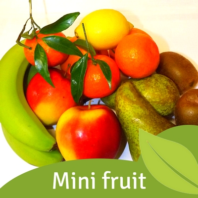 Mini fruit