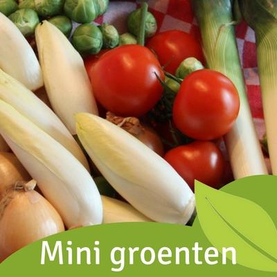 Mini groenten